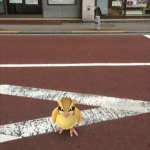How Pokemon Go works in Nippori Japan