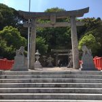 Okinoshima, value of worship from afar