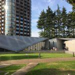 Exhibition of urban guerrilla, Tadao Ando