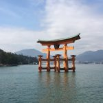 Consider tides when you visit Itsukushima shrine