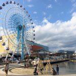 Shimizu port, the main port in Shizuoka